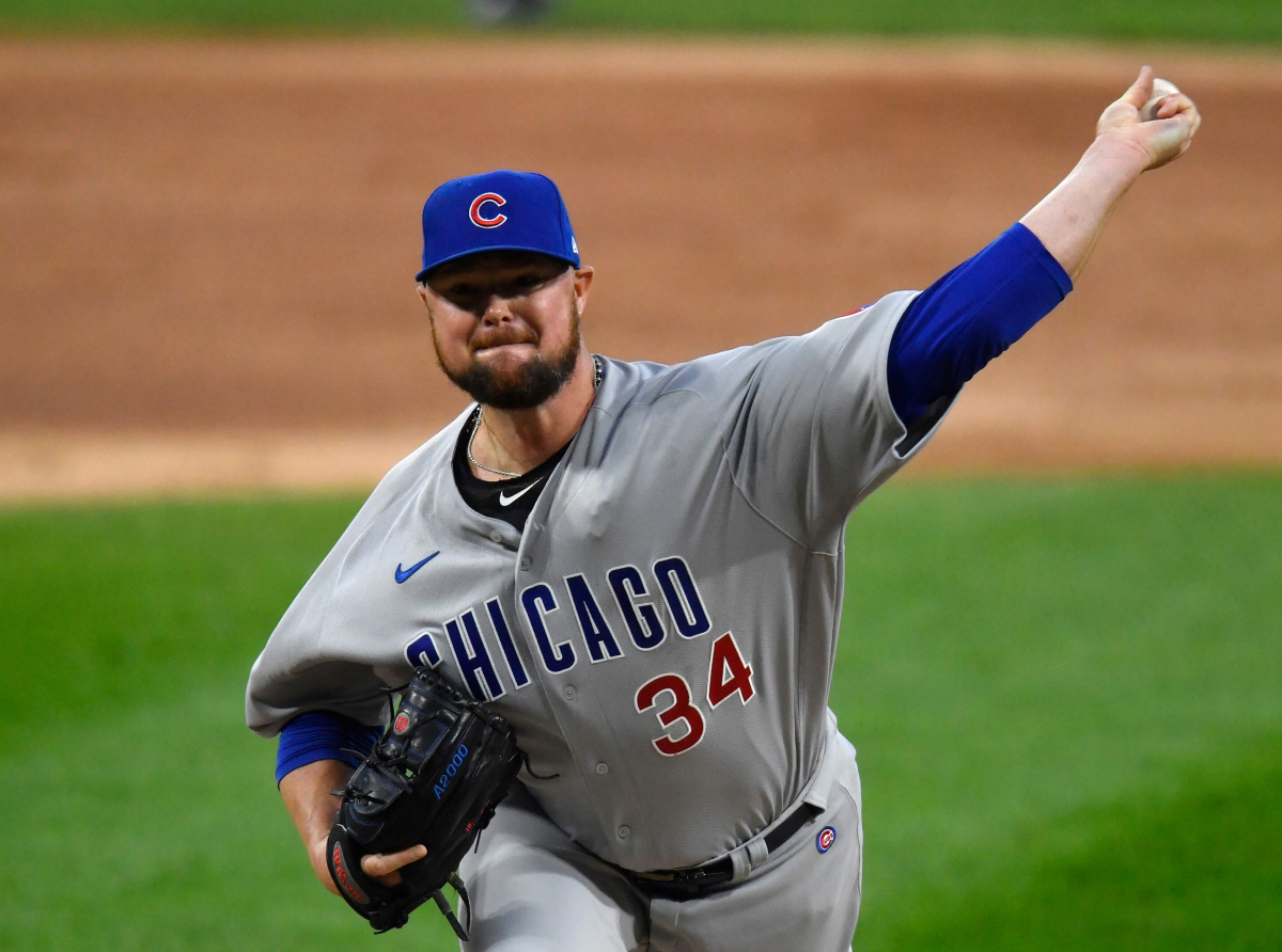 Lester And Nationals Agree to 1-Year Deal